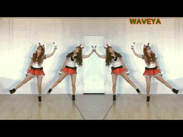 Crayon Pop 크레용팝 꾸리스마스 Lonely Christmas cover dance by Waveya 웨이브야