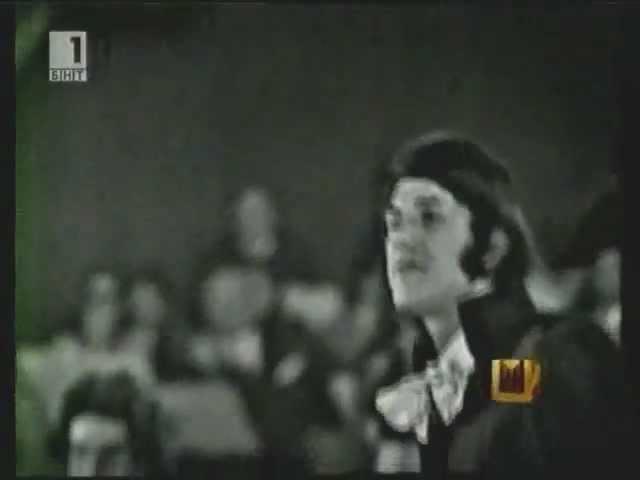 Сальваторе Адамо Падает Снег Tombe la neige 1972