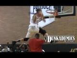 Kenny Dobbs Dunks Over Paul Pierce @ Drew League Dunk Contest!