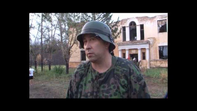 РЕКОНСТРУКЦИЯ БОЯ 321-й Сибирской дивизии