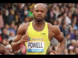 Asafa Powell wins 100m in Guadeloupe