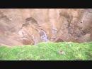 Провалля біля водоканалу смт Солотвино, утворилося 16.04.2015 р.