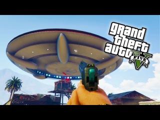 GTA 5 Next Gen - Unobtainable Vehicles Online! Rare Cargo Plane, UFO & Cars! (GTA 5 Funny Moments)