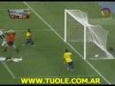 Argentina 0 - 3 Brasil (Copa América 2007) La Final