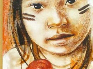 Índio do Brasil - David Assayag (Música Indigena Brasileira)