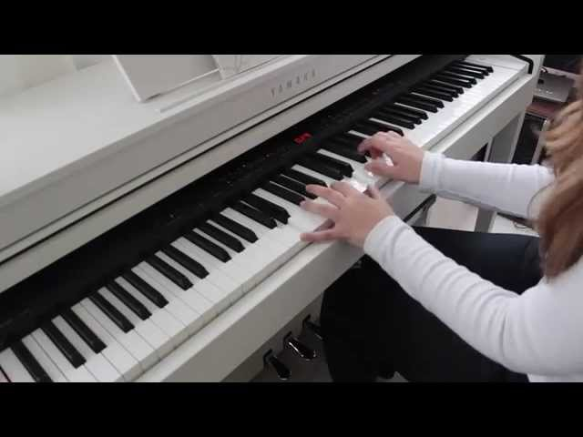 Yann Tiersen - Comptine d'un autre été (Large Version) - Piano Cover