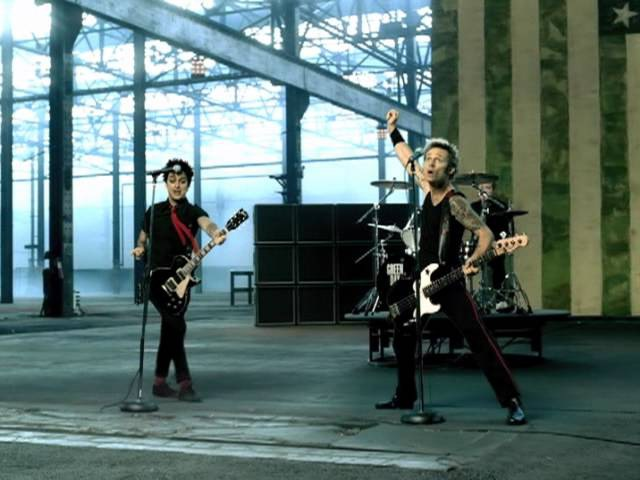 Green Day - American Idiot [Vinch © Music]