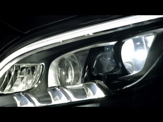 Mercedes-Benz TV: MULTIBEAM LED in the new generation CLS.
