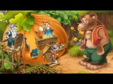 Сказка Теремок - Развивающие сказки для детей. Обзор детского приложения. Сказки на ночь