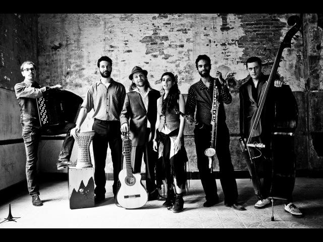 Dama d'Aragó - Barcelona Gipsy Klezmer Orchestra