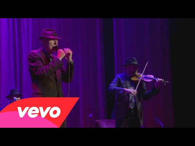 Leonard Cohen - Im Your Man (Live in Dublin - edited)