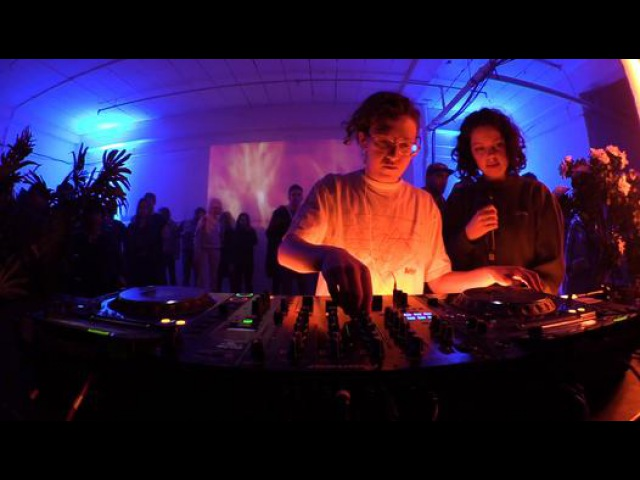 Tirzah Micachu Boiler Room London DJ Set Live PA