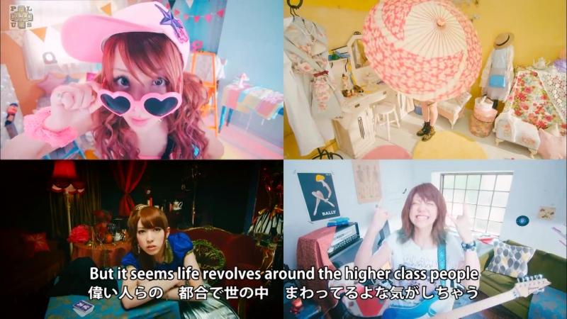 LoVendoЯ - Futsuu no Watashi Ganbare! (MV preview)
