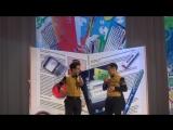 Қалалық лига 1.8 финал 16.04.2015ж. video by Bahutgul Aitmuhambet -Mango-Tango (еркін құрама)
