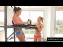 Непревзайденная  Nicole Aniston and Abigail Mac - pornstars