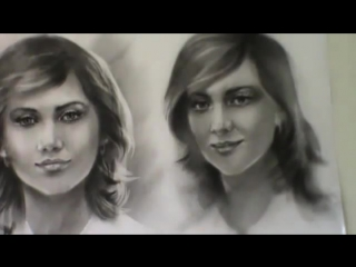 Портрет. Как нарисовать лицо человека - Урок 5 (2)