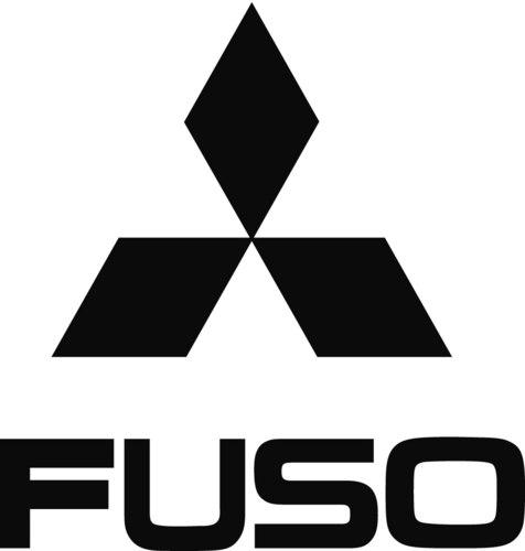 логотип Mitsubishi Fuso
