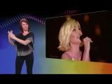 Полина Гагарина - «A Million Voices» на языке жестов - Россия - Евровидение 2015
