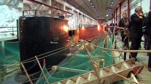 опреснители для подводных лодок