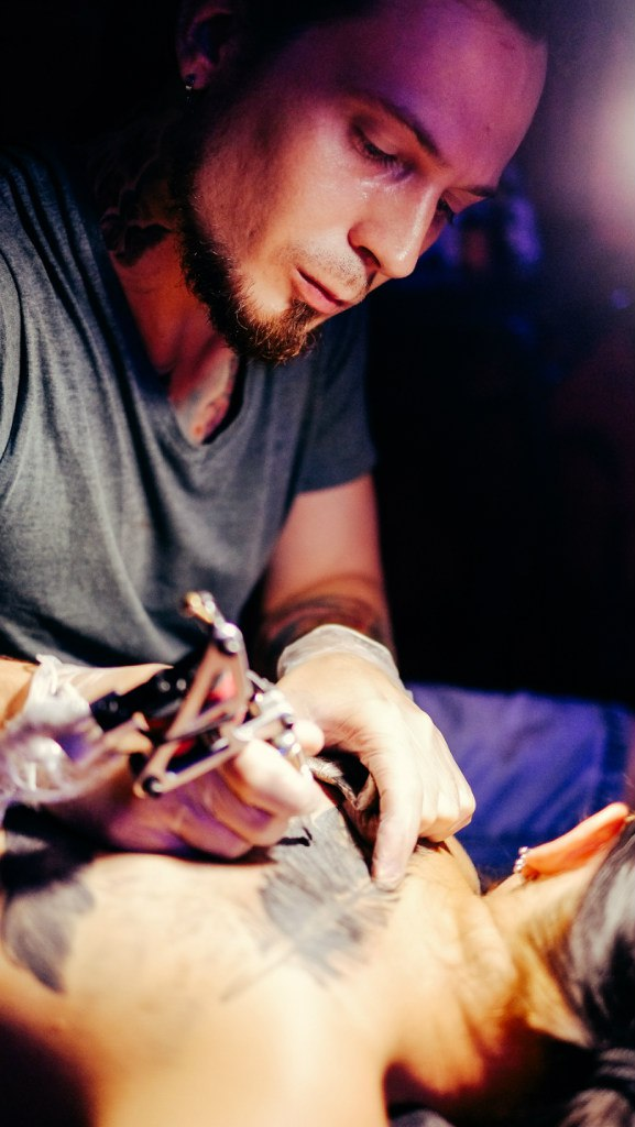 В Америке татуировка - это искусство, которое хотят защитить