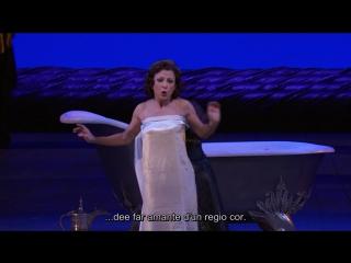 Ария Клеопатры (2 акт) в исполнении Натали Дессе
