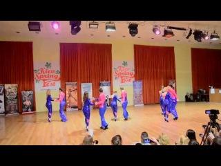 KSF '15 - Mambo Dance Class -