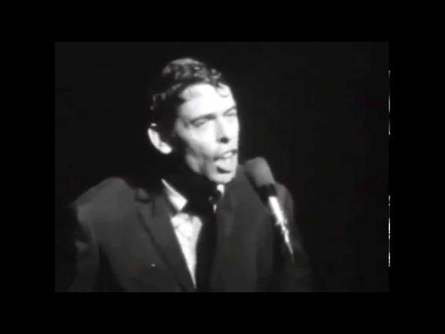 Jacques Brel : Le Port d'Amsterdam (Les adieux à l'Olympia-Octobre 1966)