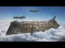 Сооружения инопланетных архитекторов. Секретные территории.