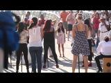 Flashmob Flamenco Jaleo Puerto Vallarta