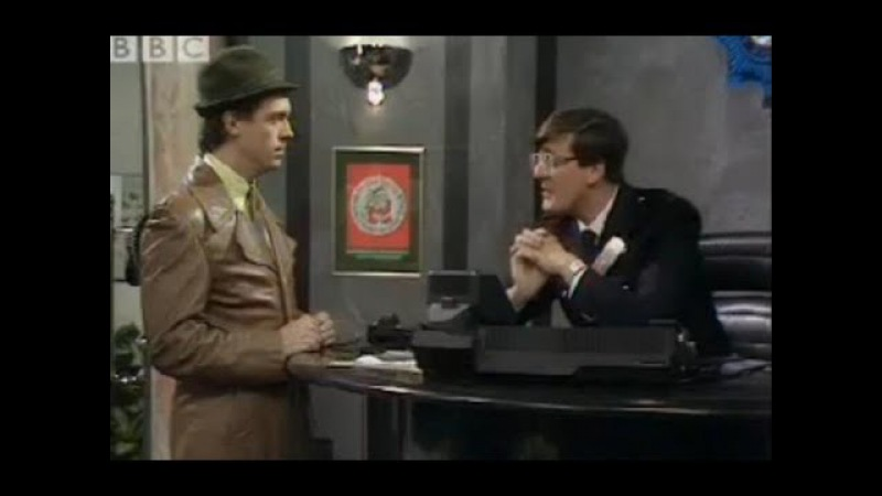Welcome to the Private Police Force - A Bit of Fry and Laurie - BBC