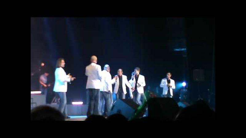 Хор Турецкого - Школа танцев Соломона Кляра, Киев 17.04.2012