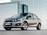 Chevrolet Aveo Sedan (Обзор Авто) | AUTO REVIEW
