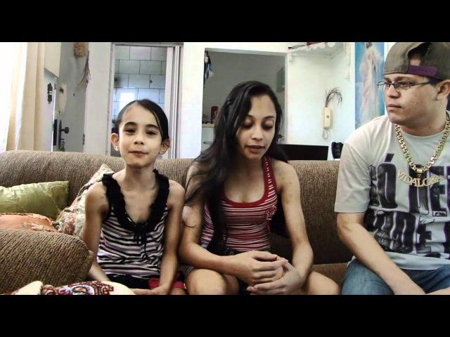 FAMILIA DO FELIPE BOLADÃO E MENOR DO CHAPA