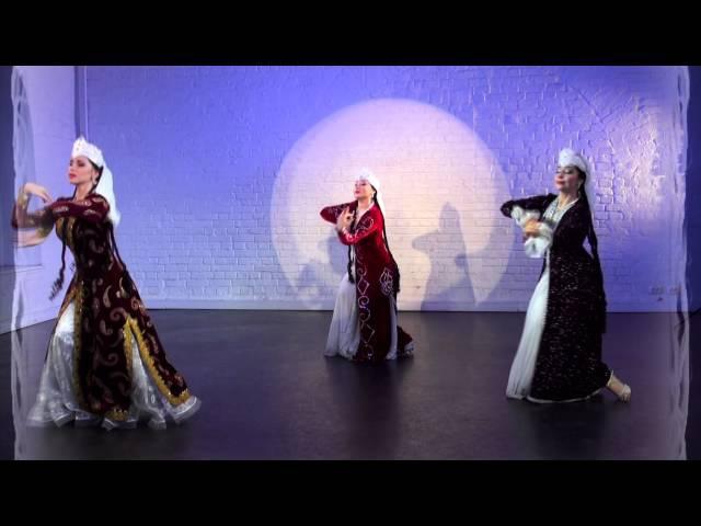 Узбекские танцы. Ансамбль Бахор Уйгурский танец. www.bahordance.ru 79153478766