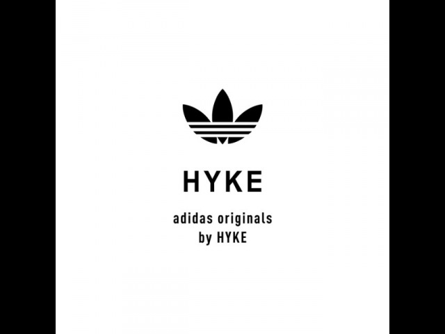 Adidas Originals by Hyke.