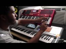 Oomp Camp producer Big Korey cooks up a smooth Electronic influenced beat