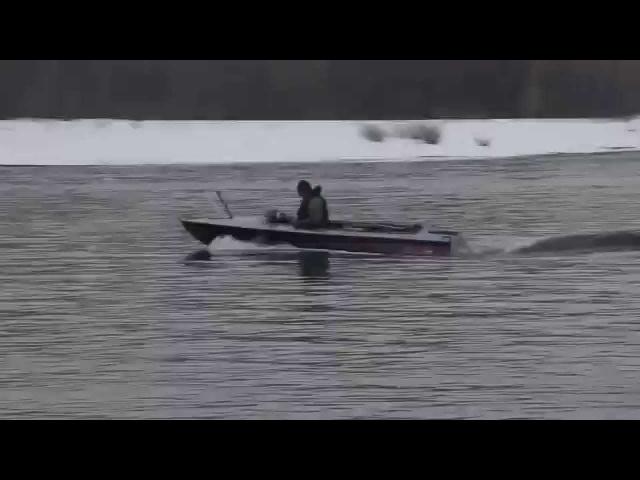 Катер Обь-1 водомет 4a-ge boat jet GP1200