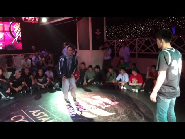 Bboy Daniyar (Red Bull BC One Astana Cypher 2015) Proselect