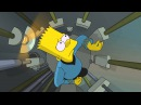 THE SIMPSONS | Star Trek Credits | ANIMATION on FOX