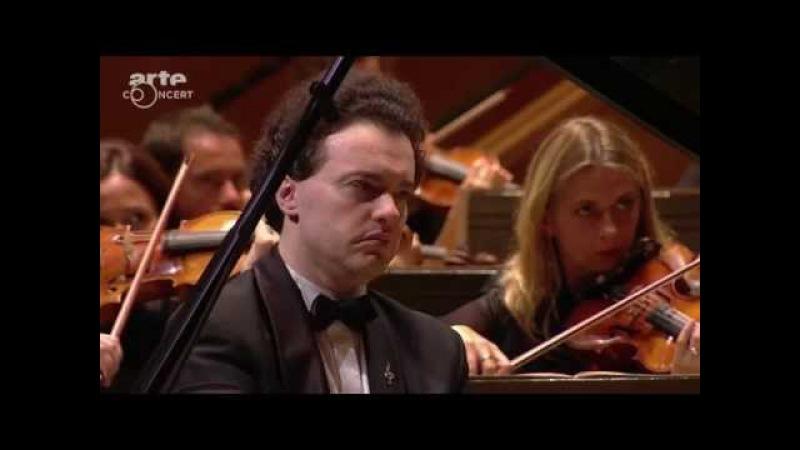 Evgeny Kissin plays Rachmaninoffs Piano Concert No. 2