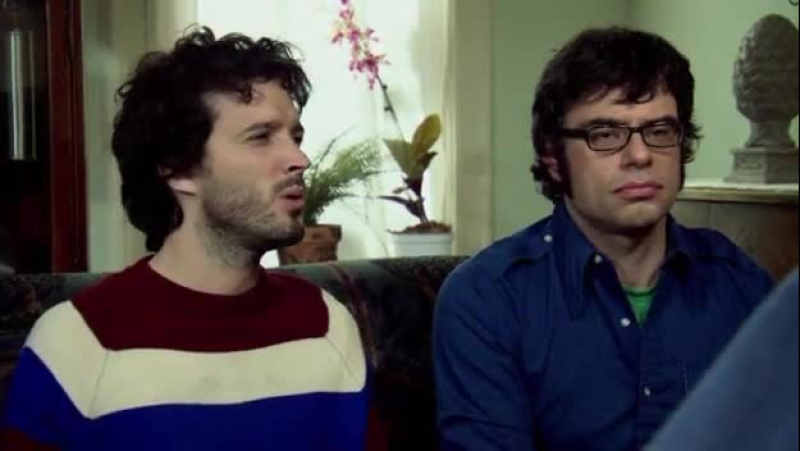 2-10 Flying Of The Conchords / Полет Конкордов / Летучие Конкорды Сезон 2 Серия 10