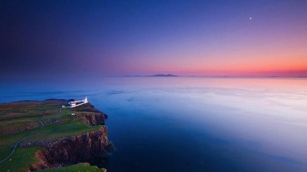 Остров Скай, Шотландия, Великобритания