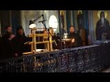 Хор братии Валаамского монастыря - 33-й псалом
