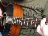 Спокойная ночь на гитаре