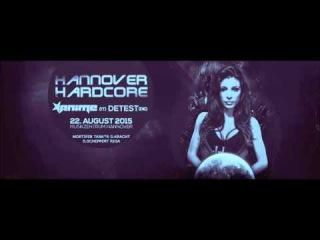 AniMe @ Hannover Hardcore 22.08.2015