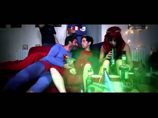 Похмелье супергероев