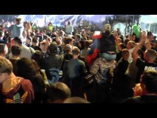 Крым  Севастополь  Гасфорта  Байк шоу 2015  Полная версия