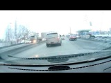 Mazda 6 MPS GTX3076 vs Range Rover Supercharged tuned
