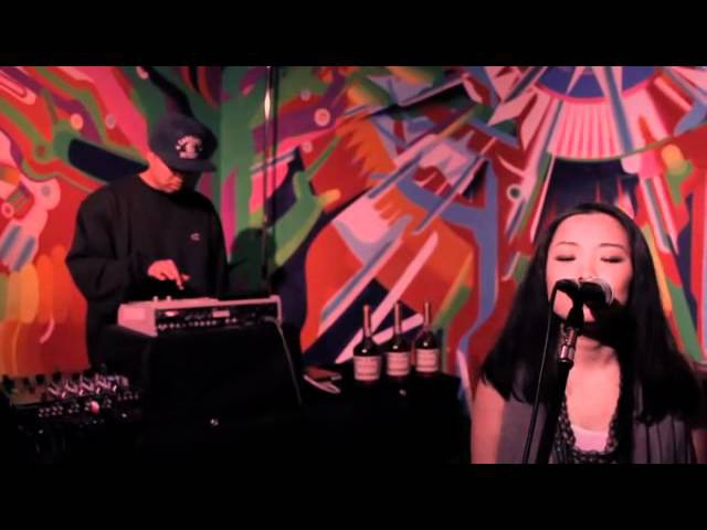 BudaMunk x 金子巧(cro-magnon) x Mimismooth - Secret Session ( Hennessy Artistry )