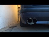 BMW E34 V12 550i - Cruising around